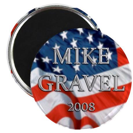 Mike Gravel 2.0 Magnet