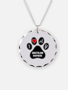 I love my Anatolian Shepherd Necklace