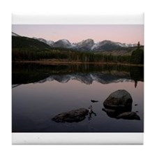 Sprague Lake Tile Coaster