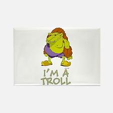I'm a Troll Magnets