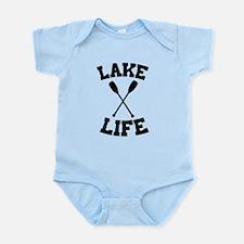 Lake life Infant Bodysuit
