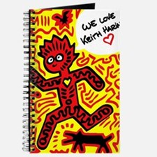 We love Keith Haring Journal