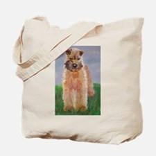 Wheaten Tote Bag