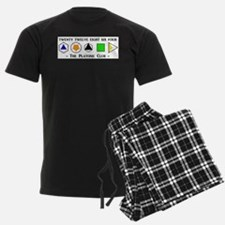 The Platonic Club Pajamas