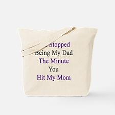 Survivor domestic violence Tote Bag