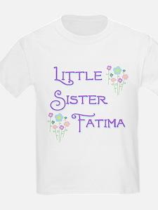 Little Sister Fatima T-Shirt