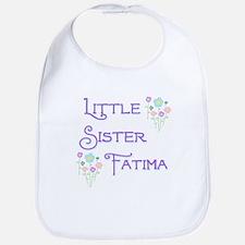Little Sister Fatima Bib