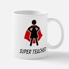 Super Teacher Small Small Mug