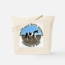 Pinto Fox Trotter Tote Bag