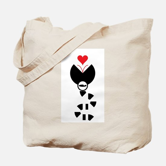 For the love snake! Tote Bag