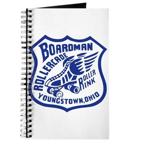 Boardman Rollercade Journal