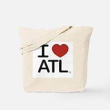 Funny Atl Tote Bag