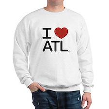 Cute I heart georgia Sweatshirt