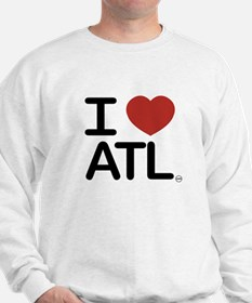 Cute I love atlanta Sweatshirt