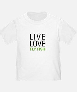 Live Love Fly Fish T