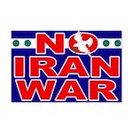 No Iran War 11x17 Mini Poster Print