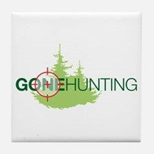 Hunting Tile Coaster