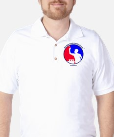 Pro Beer Pong Players Logo Golf Shirt