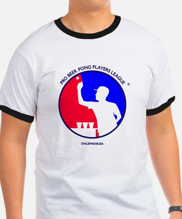 Pro Beer Pong Players Logo T