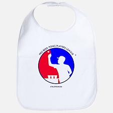 Pro Beer Pong Players Logo Bib