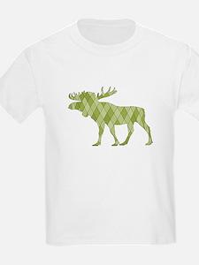 Green Moose T-Shirt
