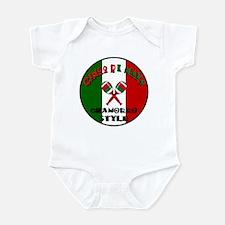 Chamorro Cinco De Mayo Infant Bodysuit
