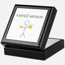 Farfro mpukin' Keepsake Box