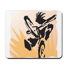 Biking Mousepad