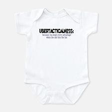 UBERTACTICALNESS Infant Bodysuit