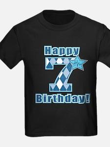 Happy 7th Birthday! T-Shirt
