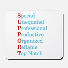 Definition of Support Mousepad