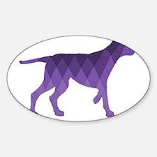 Redbone Coonhound Decal