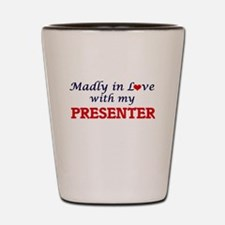 Madly in love with my Presenter Shot Glass