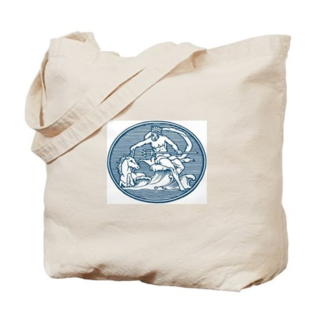 Atlantic Colophon Tote Bag