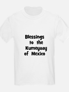 Blessings  to  the  Kumeyaay  T-Shirt