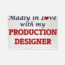 Madly in love with my Production Designer Magnets