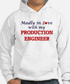 Madly in love with my Production Hoodie
