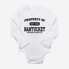 Property of Nantucket Body Suit