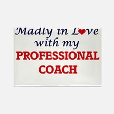 Madly in love with my Professional Coach Magnets