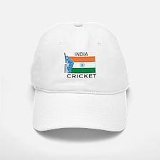 India Cricket Baseball Baseball Cap