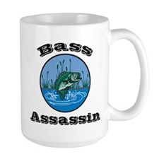 Bass Assassin Mug
