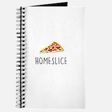Homeslice Journal