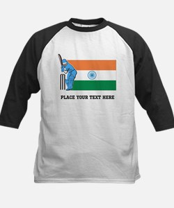 Personalize India Cricket Tee