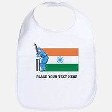 Personalize India Cricket Bib