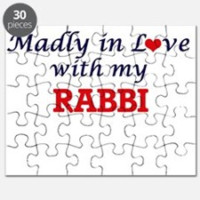 Madly in love with my Rabbi Puzzle