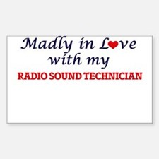 Madly in love with my Radio Sound Technici Decal