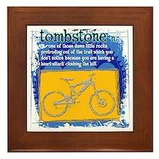 Tombstone Framed Tile