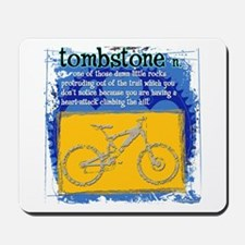 Tombstone Mousepad