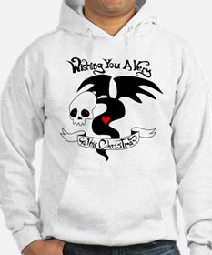 Gothic Christmas Monster Hoodie