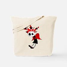 Gothic Xmas Fairy Tote Bag